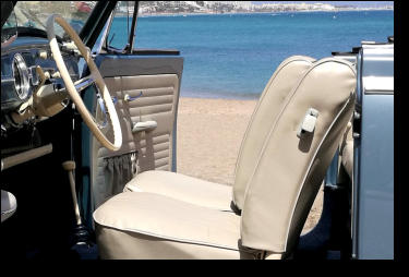 1966 Beetle to hire in Costa del Sol